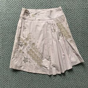 Vintage Anthropologie Odille skirt sz 8